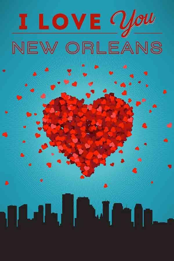 Love Jazz and Valentines in New Orleans