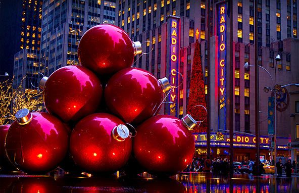 Christmas in New York Tour