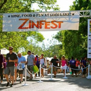 Zinfest and Sacramento Wine Region Tour