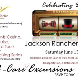 Jackson Rancheria Tour