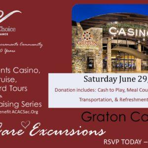 Graton Casino Tour